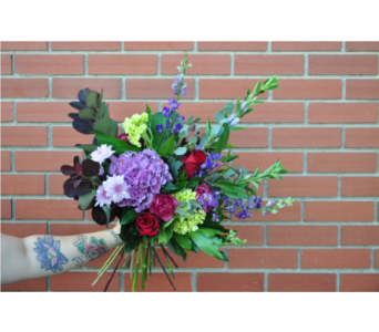 Harvest Bouquet in Cranbrook BC, M J's Floral Boutique
