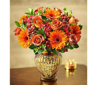 In Love With Fall Bouquet in Huntington WV, Archer's Flowers and Gallery