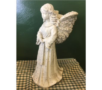 Garden Angel Statue in Akron OH, Akron Colonial Florists, Inc.