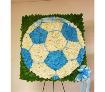 SOCCER BALL in Yonkers NY, Beautiful Blooms Florist