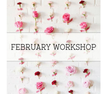 November Workshop in Ft. Collins CO, Palmer Flowers