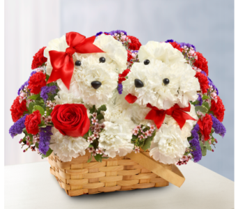 Lucky in Love in Manchester MD, Main St Florist Of Manchester, LLC