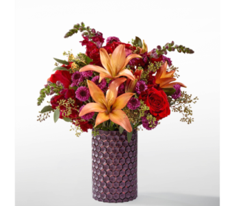 The FTD Autumn Harvest Bouquet in Southfield MI, Thrifty Florist