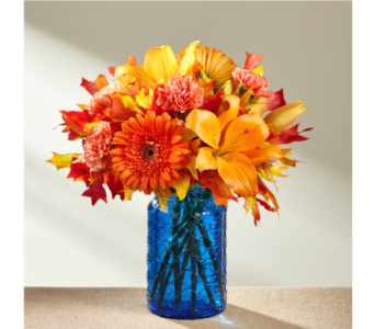 The FTD Autumn Wonders Bouquet in Southfield MI, Thrifty Florist