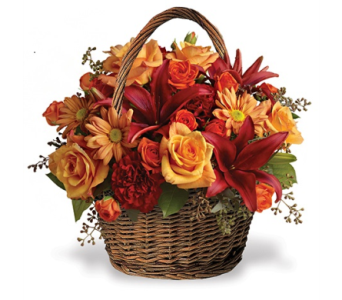 Amazing Autumn in Big Rapids, Cadillac, Reed City and Canadian Lakes MI, Patterson's Flowers, Inc.
