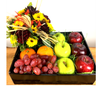 Autumn Fruit & Flowers in Baltimore MD, Raimondi's Flowers & Fruit Baskets