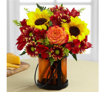 The FTD� Giving Thanks� Bouquet in Manchester MD, Main St Florist Of Manchester, LLC