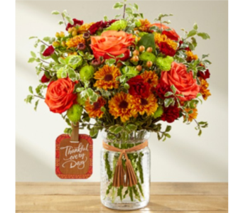 The FTD� Many Thanks� Bouquet by Hallmark in Manchester MD, Main St Florist Of Manchester, LLC
