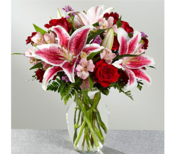 The FTD� High Style Bouquet   in Manchester MD, Main St Florist Of Manchester, LLC