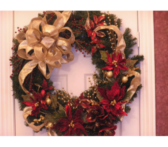 Fresh Wreath Class in Spruce Grove AB, Flower Fantasy & Gifts