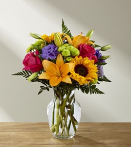The Best Day� Bouquet in Sapulpa OK, Neal & Jean's Flowers & Gifts, Inc.