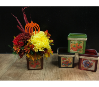 Fall Fantasy in Fargo ND, Dalbol Flowers & Gifts, Inc.