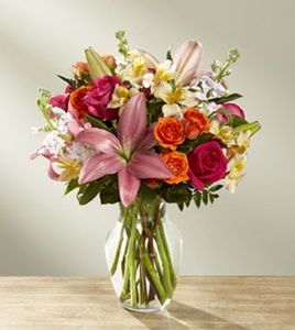 The Into the Woods� Bouquet in Sapulpa OK, Neal & Jean's Flowers & Gifts, Inc.