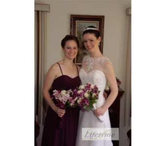 Lavender Bride  in Freehold NJ, Especially For You Florist & Gift Shop