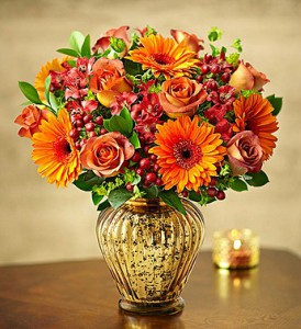 In Love With Fall by 1800Flowers in Las Vegas NV, A French Bouquet
