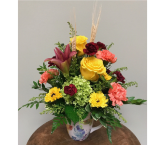 Shades of Fall in Williamsburg VA, Morrison's Flowers & Gifts