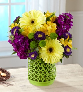 The Community Garden� Bouquet by BHG in Sapulpa OK, Neal & Jean's Flowers & Gifts, Inc.