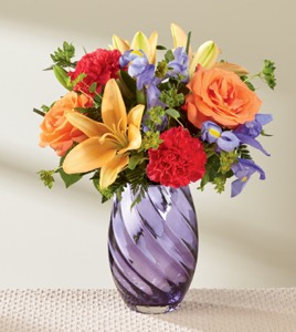 The Make Today Shine� Bouquet in Sapulpa OK, Neal & Jean's Flowers & Gifts, Inc.