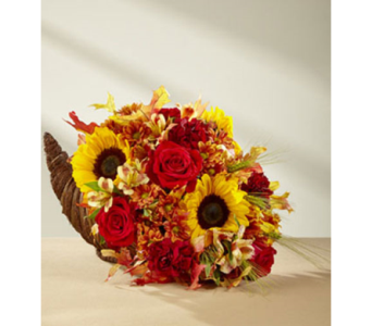 Fall Harvest Bouquet in Fairfax VA, Exotica Florist, Inc.