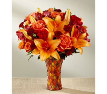 Autumn Splendor in Fairfax VA, Exotica Florist, Inc.