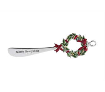 Wreath Cheese Spreader in Tampa FL, Buds, Blooms & Beyond