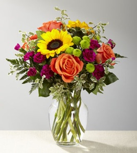 The Color Craze� Bouquet in Sapulpa OK, Neal & Jean's Flowers & Gifts, Inc.