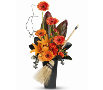 Teleflora's Best Witches in San Diego CA, The Floral Gallery