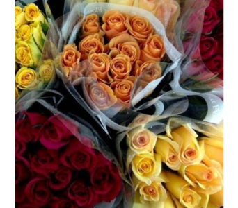 $6.99 Dozen Roses (not available for delivery) in Schofield WI, Krueger Floral and Gifts