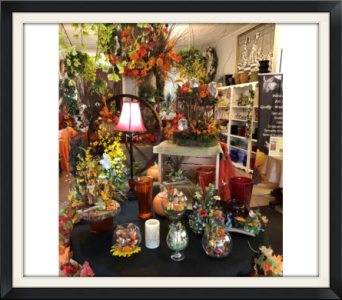 Welch's Fall Keepsake Designs in Lynn MA, Welch Florist