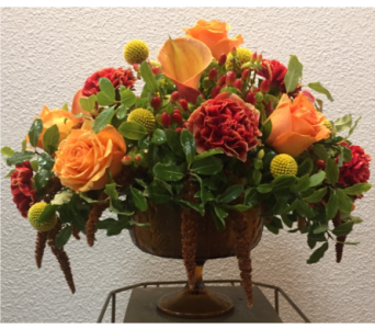 Autumn Beauty in Arcata CA, Country Living Florist & Fine Gifts