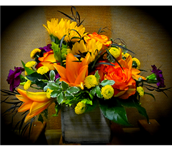 Box of Fall in Alamogordo NM, Alamogordo Flower Company