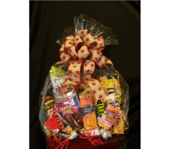 Sweets & Treats Good Pack in Siloam Springs AR, Siloam Flowers & Gifts, Inc.