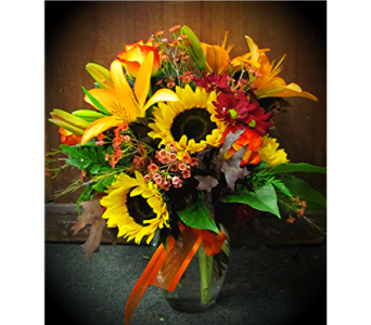 Touch of Autumn in Alamogordo NM, Alamogordo Flower Company