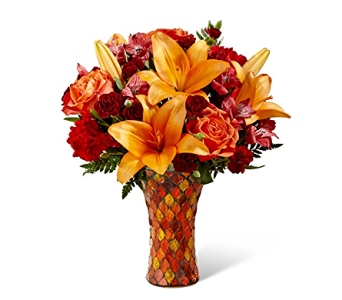 The FTD Autumn Splendor Bouquet in Fort Pierce FL, Giordano's Floral Creations