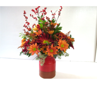 Ceramic Heirloom Crock in Worcester MA, Holmes Shusas Florists, Inc