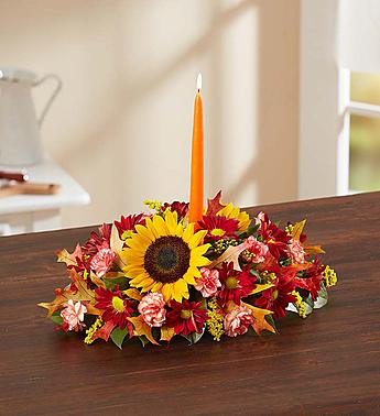 Fields of Europe for Fall Centerpiece  in Camp Hill and Harrisburg PA, Pealers Flowers