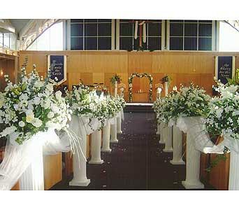 Wedding in ChicagoIL, Crystal Flower Shop