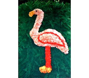 Stein Pink Flamingo - Special Design in Burlington NJ, Stein Your Florist
