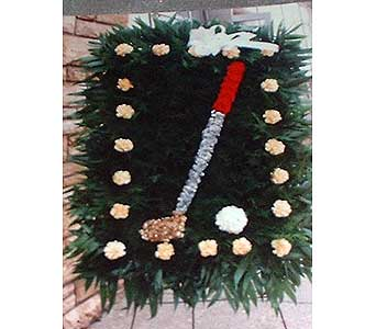 Stein Golf Club & Ball - Special Design in Burlington NJ, Stein Your Florist