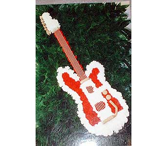 Stein Electric Guitar - Special Design in Burlington NJ, Stein Your Florist