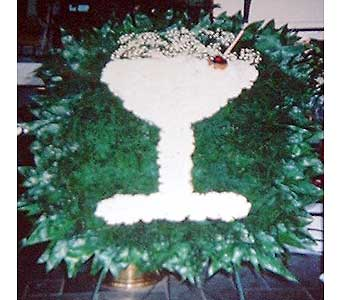 Stein Martini Glass - Special Design in Burlington NJ, Stein Your Florist