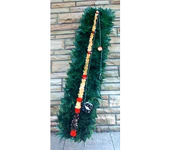 Stein Fishing Pole - Special Design in Burlington NJ, Stein Your Florist