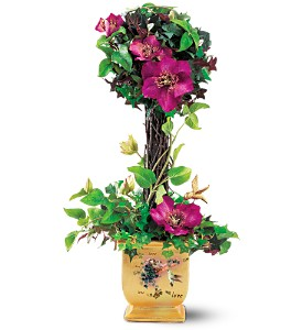Teleflora's Lena Liu Hummingbird Topiary in Rochester NY, Expressions Flowers & Gifts
