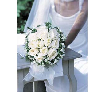 Bridal Bouquet in Bartlett IL, Town & Country Gardens