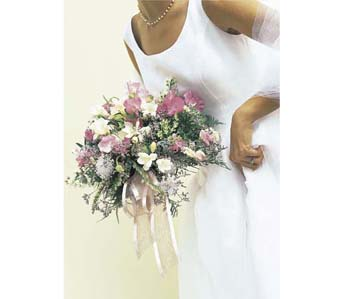 Bridal Bouquet in Wake Forest NC, Wake Forest Florist