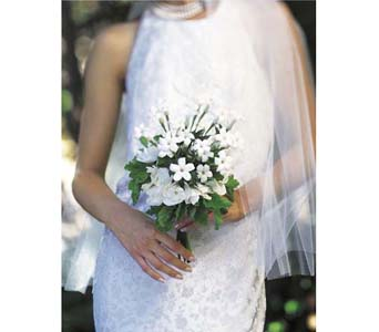 The Flower Factory, Inc., Wichita, Kansas - Bridal Bouquet, picture