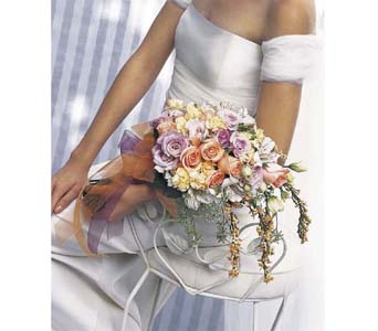 Bridal Bouquet in Peachtree City GA, Rona's Flowers And Gifts