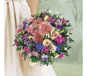 Bridesmaid Bouquet in Hudson, New Port Richey, Spring Hill FL, Tides 'Most Excellent' Flowers