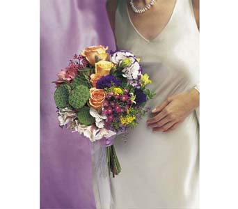 Bridesmaid Bouquet in Palm Springs CA, Palm Springs Florist, Inc.