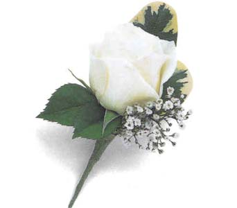 Boutonniere in Norwood PA, Norwood Florists